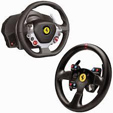 458 italia thrustmaster thrustmaster tx racing wheel 458 italia edition xbox console