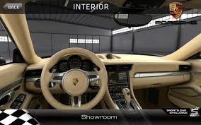 porsche race car interior sports car challenge android apps on google play
