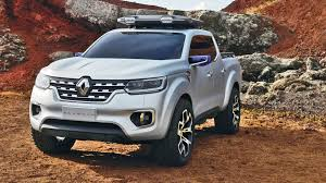 concept renault renault alaskan pickup concept official trailer youtube