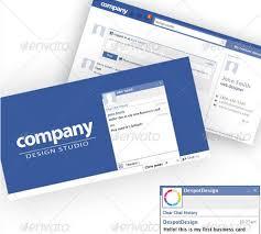 Social Network Business Card 50 Cool Premium Business Card Templates Naldz Graphics