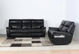 battersea electric recliner 100 genuine leather lounge suite