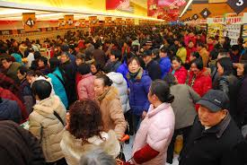 new year shopping newly opened hualian stores in three provinces brought new