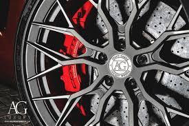 corvette zo6 rims ag luxury wheels chevrolet corvette zo6 agl43 forged wheels