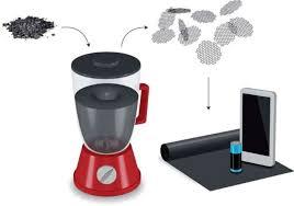 qu est ce qu un blender en cuisine comment mijoter du graphène dans sa cuisine avec un blender