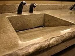 how to build a concrete sink 36 concrete countertop sink molds how to make concrete sink