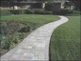 Home Depot Patio Bricks by Garden Stones Home Depot Zandalus Net