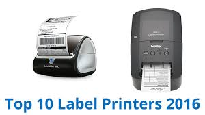 dymo labelwriter 4xl thermal label printer amazon black friday deals 10 best label printers 2016 youtube