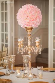 Pink And Gold Table Setting by Beautiful Pink Candelabra Centrepieces Blush U0026 Gold Spring