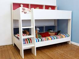 Parisot Tam Tam White Bunk Bed - White bunk beds uk