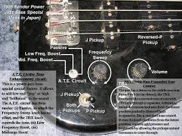 electronics for fender power jazz bass special talkbass com