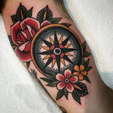 160 best compass tattoos and meanings 2017 collection part 9