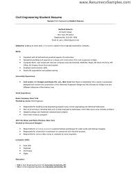 latest resume format for engineering students latest resume format doc daily objectives sle for ojt event