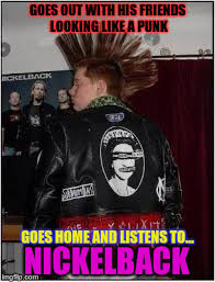 Poser Meme - image tagged in punk poser memes imgflip