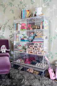Toy Bookcase The Best Ways To Incorporate Lucite Into Your Home