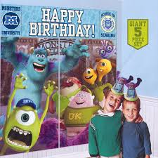 disneys monsters university party supplies discontinued monsters