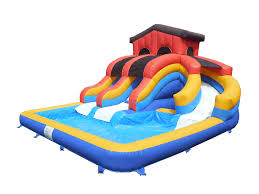 land based water slides airquee inflatable u0026 softplay products
