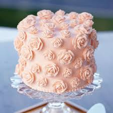 just peachy rose cake wilton