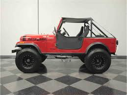 renegade jeep cj7 1976 jeep cj7 for sale classiccars com cc 906318