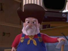 toy story 2 7 woody choose child happy