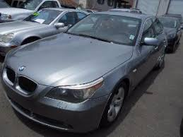 2006 bmw 550i horsepower used 2006 bmw 5 series for sale pricing features edmunds
