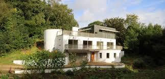 steep hillside house plans hillside fasciato architects