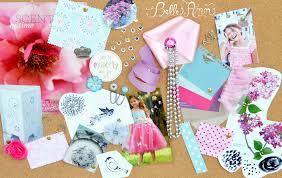 textile design colorandjunk mood board 1