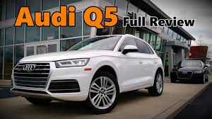 2018 audi q5 full review prestige premium plus u0026 premium youtube