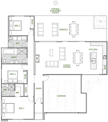 luna new home design energy efficient house plans