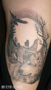 best 25 wolf face tattoo ideas that you will like on pinterest