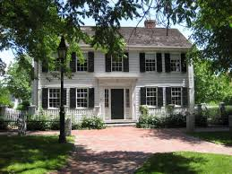 Colonial House Style 131 Best Style Colonial Revival Images On Pinterest Colonial