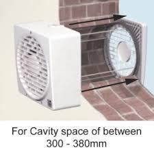 Vortice Bathroom Fan Vortice Vario Exhaust Fan 300mm Pure Ventilation