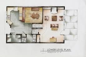 floor plan drawing interior hand drawings by pui chi lam at coroflot com