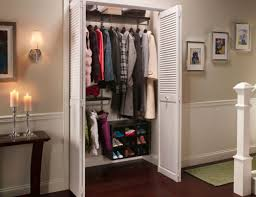 furniture design the beautiful coat closet organization by using