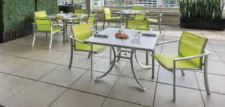 Samsonite Lawn Furniture by Commercial Outdoor Furniture Patio Kor Relaxed Location Dining 923