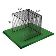 Golf Net For Backyard by Turn Your Backyard Into A Driving Range With This Full Size
