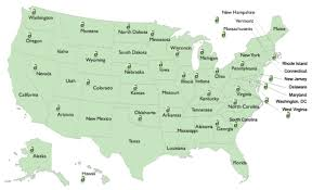 Recreational Marijuana Map Norml Maps Out America U0027s Cannabis Laws State By State