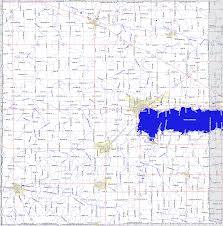 Road Map Of Ohio by Bridgehunter Com Mercer County Ohio