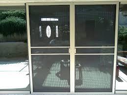 Patio Screen Door Repair Sliding Screen Patio Door Sectional Patio Sliding Screen Door