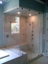 heavy glass shower door custom shower doors u0026 mirrors the glass shop