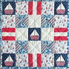 Nautical Quilts How To Make A Nautical Quilt Hobbycraft Blog