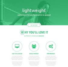 15 clean u0026 minimal landing page templates design shack