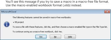 working with macros and forms in microsoft excel 2010 microsoft
