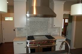 Kitchen Range Backsplash by 48