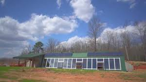 Berm House by New Earth Homes Live A Sustainable Life Part 1 Youtube