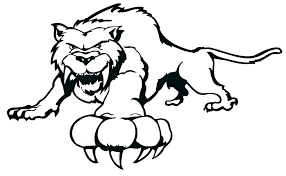 coloring page tiger paw detroit tigers coloring pages coloring pages tiger printable tiger