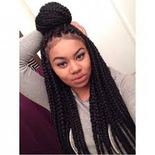 big braids hairstyles 40 big box braids styles herinterest inside big individual