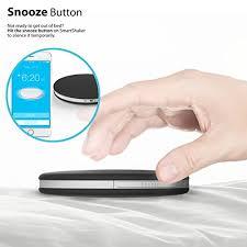 iluv smartshaker award winning app enabled portable travel alarm