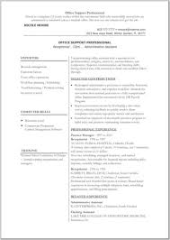 microsoft office word resume templates resume examples 2017