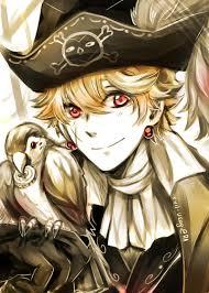 free pirate nagisa by evil usagi deviantart com on