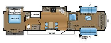 2017 north point luxury fifth wheel floorplans u0026 prices jayco inc
